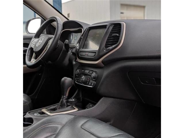 2017 Jeep Cherokee Limited (Stk: 12683B) in Saskatoon - Image 14 of 20