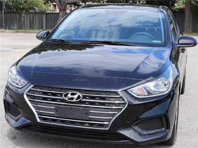 2019 Hyundai Accent Preferred  Backup Cam  Heat Seat  Gas Saver! (Stk: 5469) in Stoney Creek - Image 4 of 18