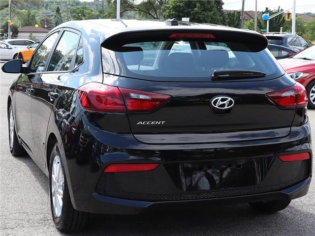 2019 Hyundai Accent Preferred  Backup Cam  Heat Seat  Gas Saver! (Stk: 5469) in Stoney Creek - Image 11 of 18