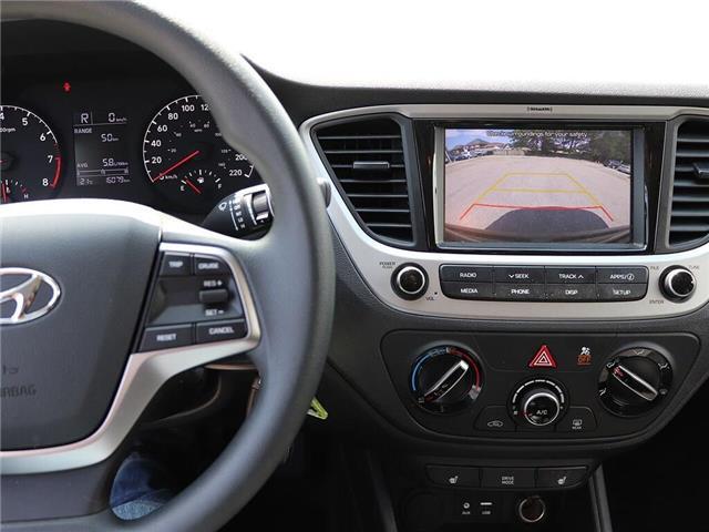 2019 Hyundai Accent Preferred  Backup Cam  Heat Seat  Gas Saver! (Stk: 5469) in Stoney Creek - Image 18 of 18