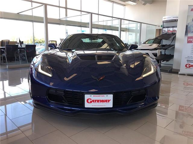 2017 Chevrolet Corvette Z06|1LZ|H.U.D|7-SPEED MANUAL|ONE OWNER| (Stk: 606986A) in BRAMPTON - Image 2 of 18