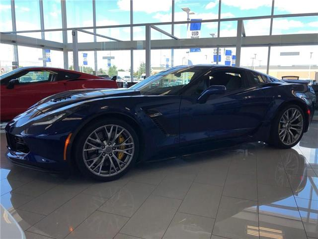 2017 Chevrolet Corvette Z06|1LZ|H.U.D|7-SPEED MANUAL|ONE OWNER| (Stk: 606986A) in BRAMPTON - Image 3 of 18