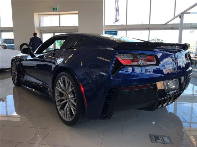 2017 Chevrolet Corvette Z06|1LZ|H.U.D|7-SPEED MANUAL|ONE OWNER| (Stk: 606986A) in BRAMPTON - Image 4 of 18