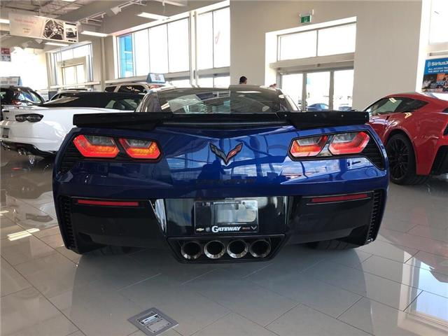 2017 Chevrolet Corvette Z06|1LZ|H.U.D|7-SPEED MANUAL|ONE OWNER| (Stk: 606986A) in BRAMPTON - Image 5 of 18