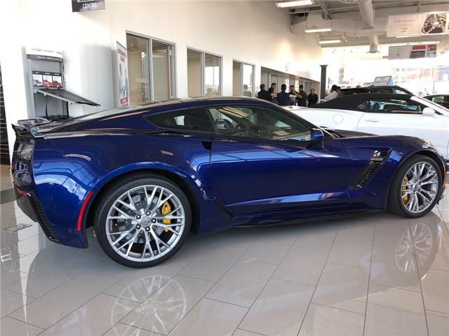 2017 Chevrolet Corvette Z06|1LZ|H.U.D|7-SPEED MANUAL|ONE OWNER| (Stk: 606986A) in BRAMPTON - Image 7 of 18
