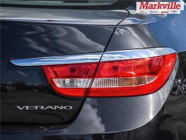 2015 Buick Verano Base (Stk: 860893A) in Markham - Image 9 of 25
