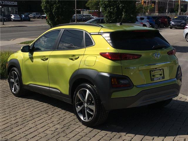 2018 Hyundai Kona 1.6T Ultimate (Stk: 29059A) in East York - Image 8 of 30