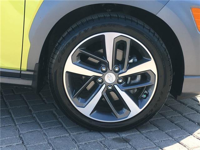 2018 Hyundai Kona 1.6T Ultimate (Stk: 29059A) in East York - Image 14 of 30