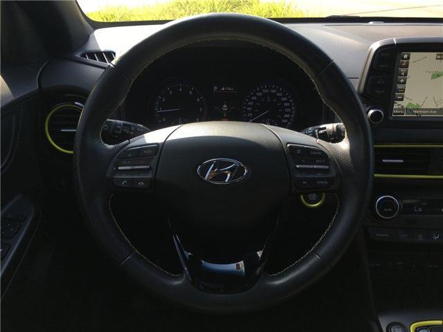 2018 Hyundai Kona 1.6T Ultimate (Stk: 29059A) in East York - Image 19 of 30