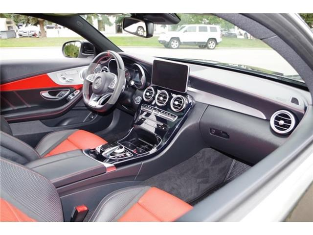2017 Mercedes-Benz AMG C 63 S (Stk: 7619) in Edmonton - Image 13 of 24