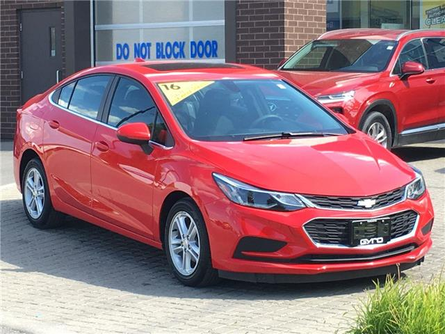 2016 Chevrolet Cruze LT Auto (Stk: H5042A) in Toronto - Image 2 of 29