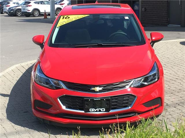 2016 Chevrolet Cruze LT Auto (Stk: H5042A) in Toronto - Image 3 of 29