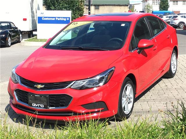 2016 Chevrolet Cruze LT Auto (Stk: H5042A) in Toronto - Image 4 of 29