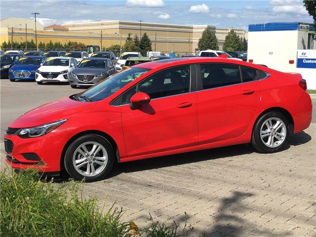 2016 Chevrolet Cruze LT Auto (Stk: H5042A) in Toronto - Image 5 of 29