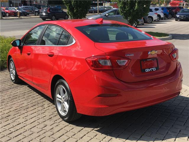 2016 Chevrolet Cruze LT Auto (Stk: H5042A) in Toronto - Image 8 of 29