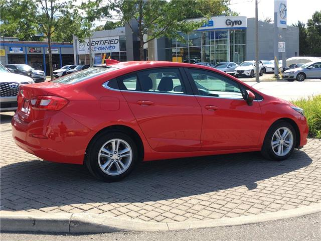 2016 Chevrolet Cruze LT Auto (Stk: H5042A) in Toronto - Image 11 of 29