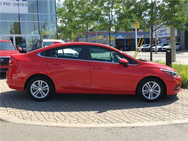 2016 Chevrolet Cruze LT Auto (Stk: H5042A) in Toronto - Image 12 of 29