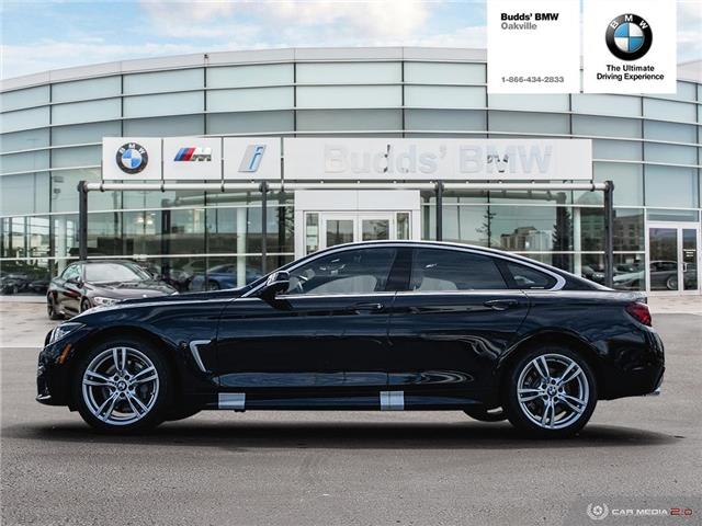 2020 BMW 430i xDrive Gran Coupe  (Stk: B698606) in Oakville - Image 3 of 26