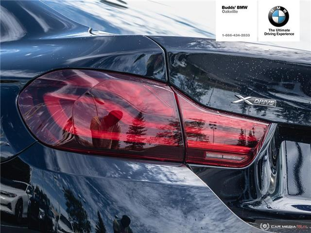 2020 BMW 430i xDrive Gran Coupe  (Stk: B698606) in Oakville - Image 11 of 26