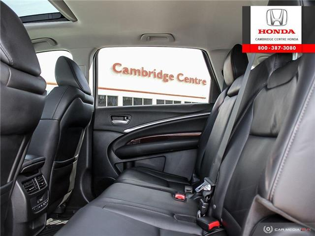 2015 Acura MDX Navigation Package (Stk: U4969) in Cambridge - Image 25 of 27
