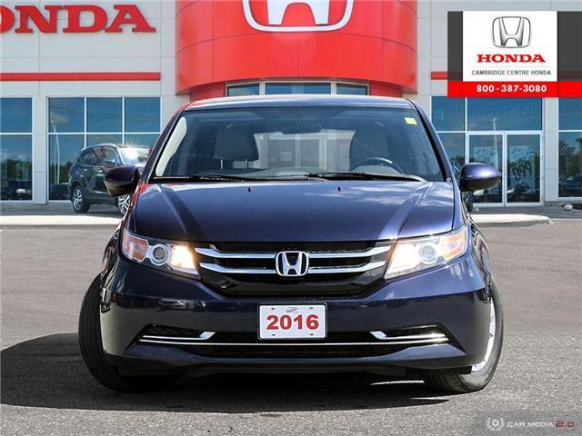 2016 Honda Odyssey EX (Stk: 20039A) in Cambridge - Image 2 of 27