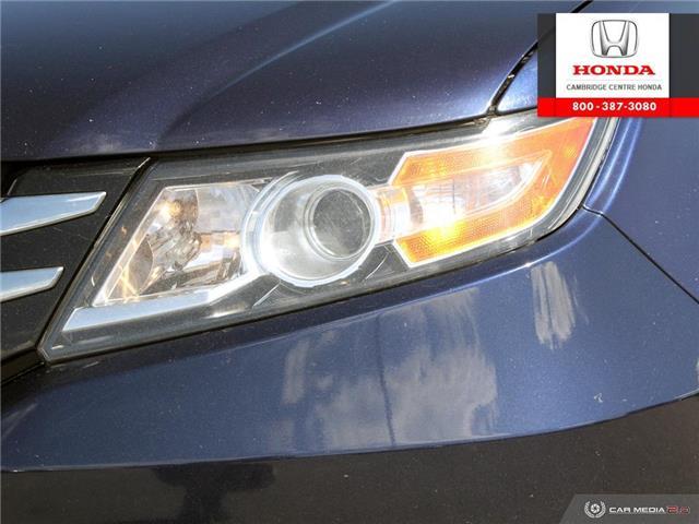 2016 Honda Odyssey EX (Stk: 20039A) in Cambridge - Image 10 of 27