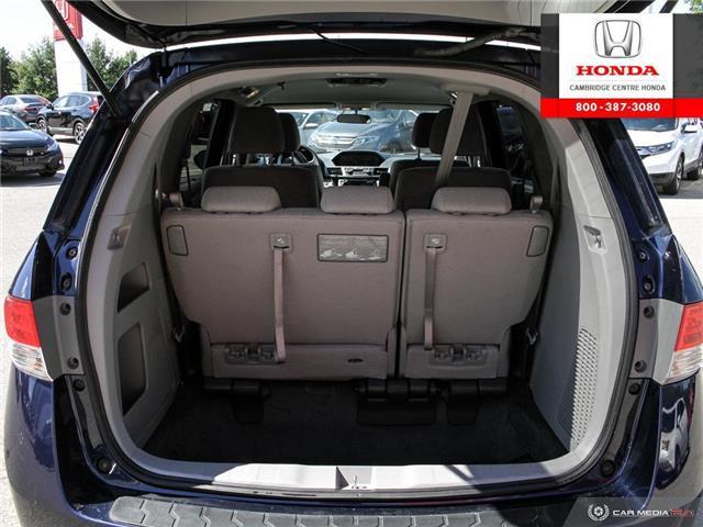 2016 Honda Odyssey EX (Stk: 20039A) in Cambridge - Image 11 of 27