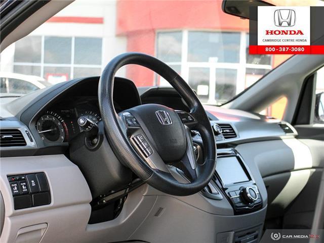 2016 Honda Odyssey EX (Stk: 20039A) in Cambridge - Image 13 of 27