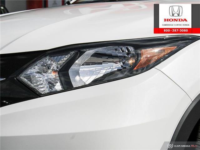 2018 Honda HR-V LX (Stk: 20098A) in Cambridge - Image 10 of 27