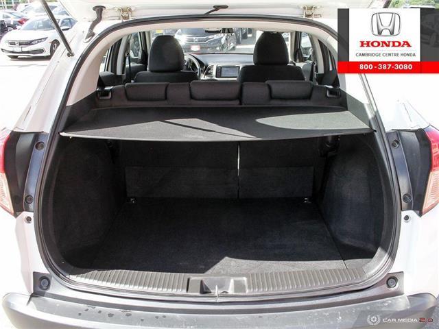 2018 Honda HR-V LX (Stk: 20098A) in Cambridge - Image 11 of 27