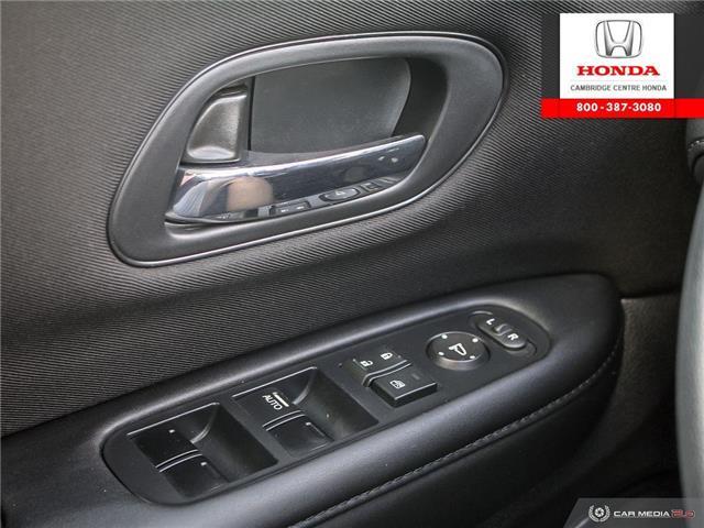 2018 Honda HR-V LX (Stk: 20098A) in Cambridge - Image 18 of 27