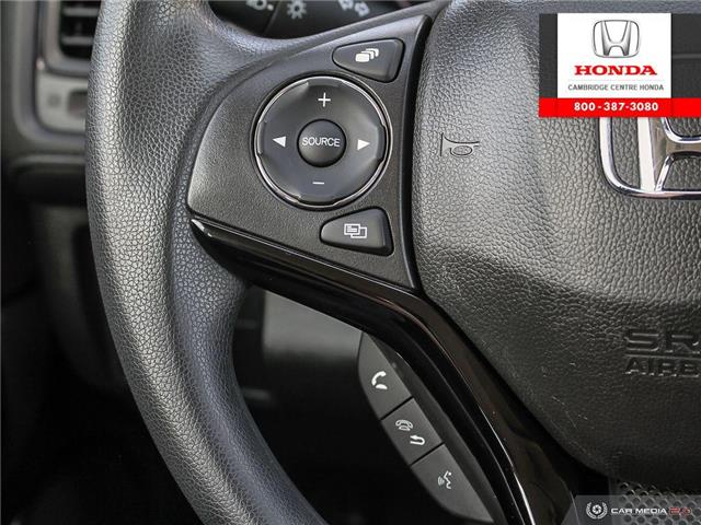 2018 Honda HR-V LX (Stk: 20098A) in Cambridge - Image 19 of 27