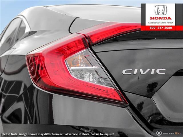 2019 Honda Civic EX (Stk: 20214) in Cambridge - Image 11 of 24