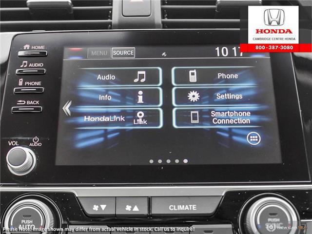 2019 Honda Civic EX (Stk: 20214) in Cambridge - Image 19 of 24