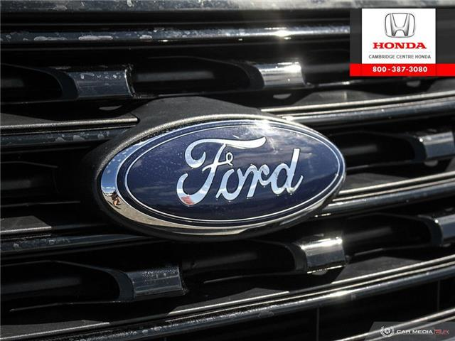 2017 Ford Explorer Sport (Stk: 20160A) in Cambridge - Image 9 of 27