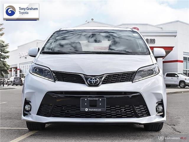 2019 Toyota Sienna SE 8-Passenger (Stk: U9130) in Ottawa - Image 2 of 30