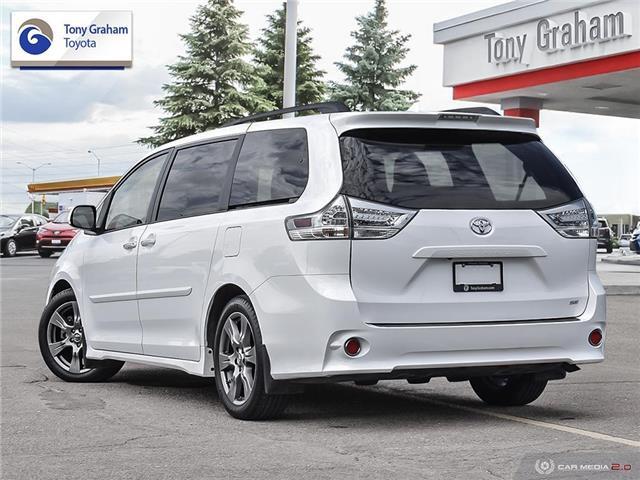 2019 Toyota Sienna SE 8-Passenger (Stk: U9130) in Ottawa - Image 4 of 30