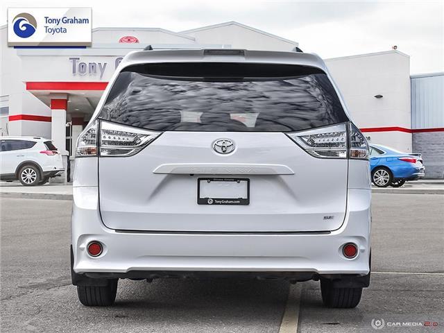 2019 Toyota Sienna SE 8-Passenger (Stk: U9130) in Ottawa - Image 5 of 30