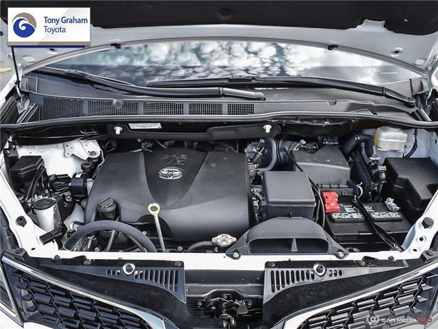 2019 Toyota Sienna SE 8-Passenger (Stk: U9130) in Ottawa - Image 8 of 30