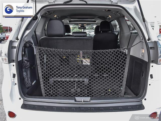 2019 Toyota Sienna SE 8-Passenger (Stk: U9130) in Ottawa - Image 11 of 30