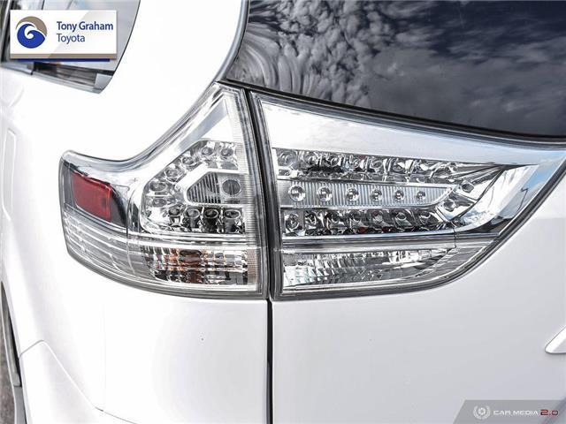 2019 Toyota Sienna SE 8-Passenger (Stk: U9130) in Ottawa - Image 12 of 30