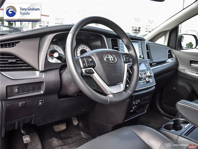 2019 Toyota Sienna SE 8-Passenger (Stk: U9130) in Ottawa - Image 13 of 30