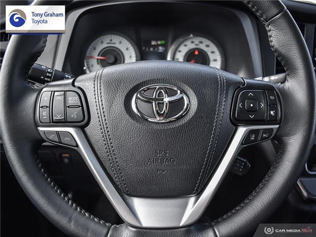 2019 Toyota Sienna SE 8-Passenger (Stk: U9130) in Ottawa - Image 14 of 30