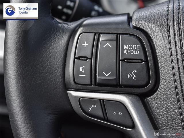 2019 Toyota Sienna SE 8-Passenger (Stk: U9130) in Ottawa - Image 17 of 30