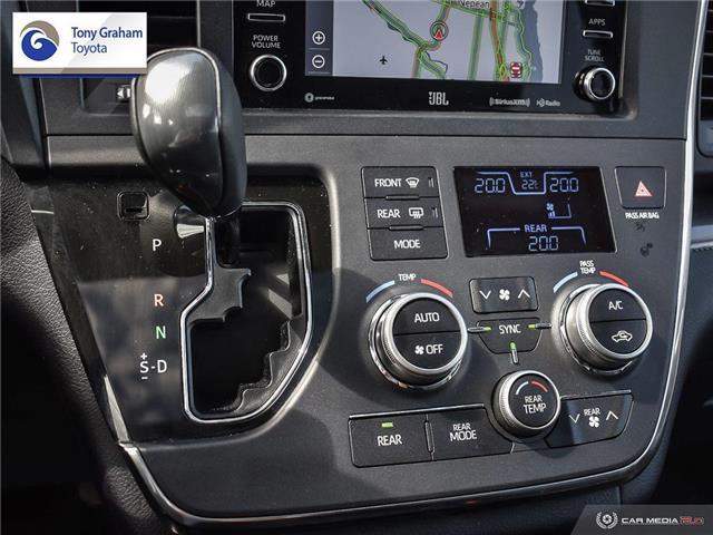 2019 Toyota Sienna SE 8-Passenger (Stk: U9130) in Ottawa - Image 20 of 30