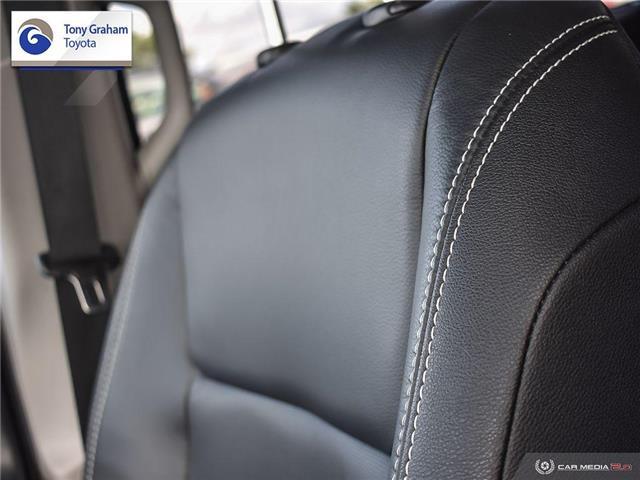 2019 Toyota Sienna SE 8-Passenger (Stk: U9130) in Ottawa - Image 23 of 30