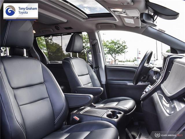 2019 Toyota Sienna SE 8-Passenger (Stk: U9130) in Ottawa - Image 24 of 30