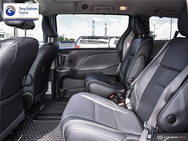 2019 Toyota Sienna SE 8-Passenger (Stk: U9130) in Ottawa - Image 25 of 30