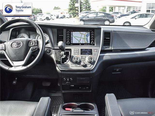 2019 Toyota Sienna SE 8-Passenger (Stk: U9130) in Ottawa - Image 27 of 30