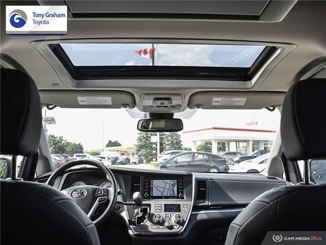 2019 Toyota Sienna SE 8-Passenger (Stk: U9130) in Ottawa - Image 29 of 30